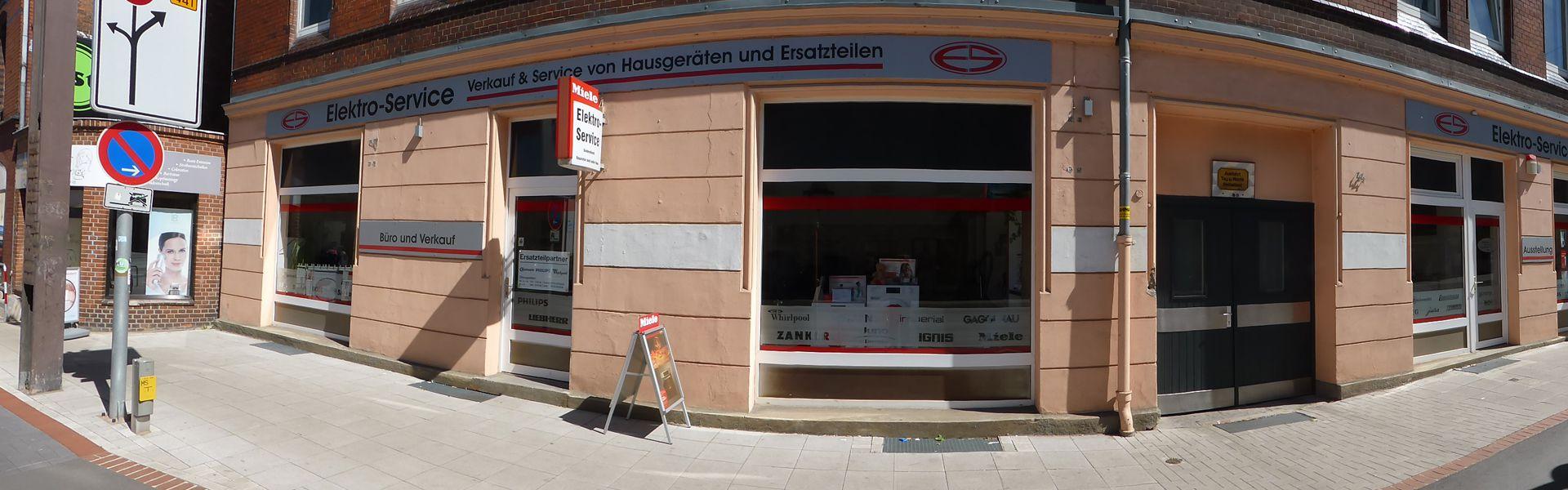 Elektro Service Kundendienst Ersatzteile Hannover Hildesheim