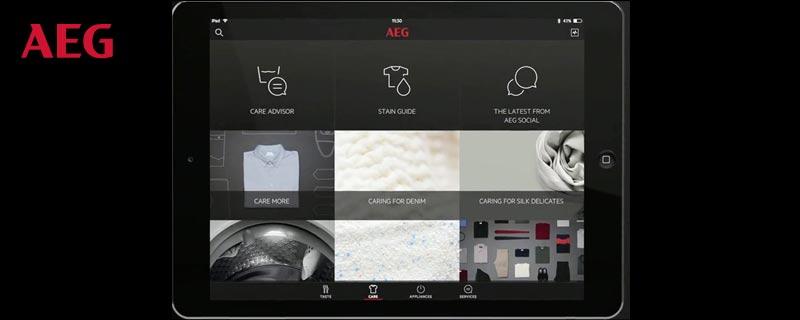 Smarte Technologie Mit My Aeg App 1 0 Elektro Service