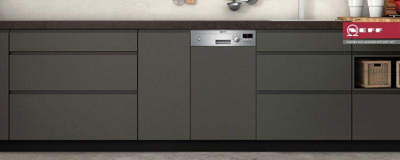 Geschirrspuler Mit 45 Cm Breite Von Neff Elektro Service