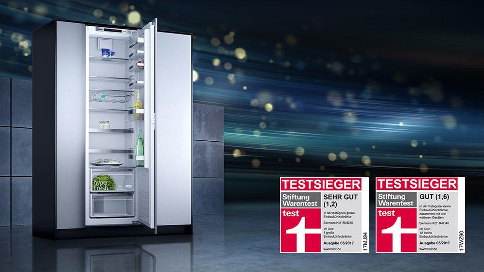 Siemens Kühlschrank Hyperfresh : Siemens testsieger elektro service kundendienst ersatzteile